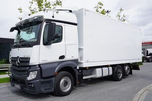 MERCEDES-BENZ Actros 2540 container / 6 x 2 / 18 EP isothermal truck