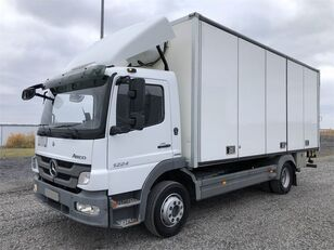 MERCEDES-BENZ Atego 1224L Open Side isothermal truck