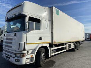 SCANIA Scania 124 - 420 Frigo isothermal truck