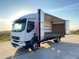 VOLVO FL 240 Open side isothermal truck