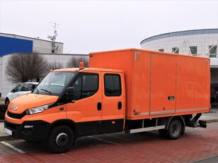 IVECO Daily 125kW, topení, záruka, servis isothermal truck
