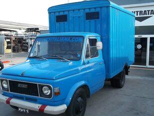 FIAT 616 N3/4 TRASPORTO BESTIAME ANIMALI VIVI livestock truck