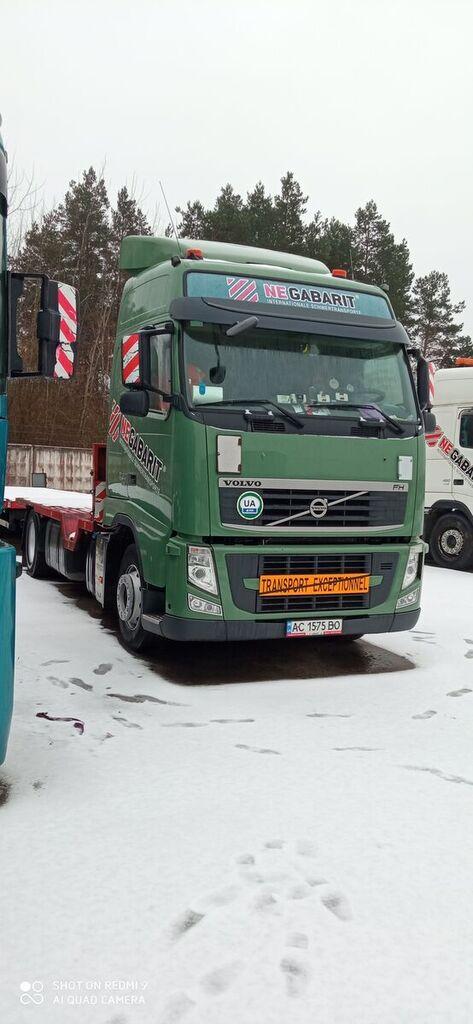 VOLVO FH 13.460 platform truck