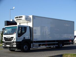 IVECO TRAKKER 360 / REFRIDGERATOR - 9,3 M / THERMO KING T-1000R / LIFT refrigerated truck