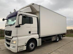 MAN TGX 26.480  refrigerated truck
