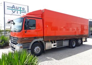 MERCEDES-BENZ Actros 2544 refrigerated truck