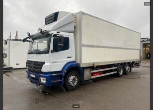 MERCEDES-BENZ  Axor Until Saturday for 23600 euros and only 255430 km. VOLVO F refrigerated truck