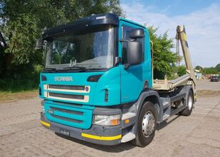 SCANIA P280 skip loader truck