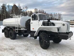 new URAL Автомобиль специальный 5677 автоцистерна для перевозки питьевой  tanker truck