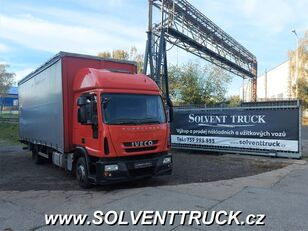 IVECO Eurocargo 120E25, Euro 5,shrnovačka + čelo, manuál tilt truck