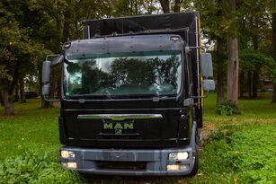 MAN TGL 8.180 tilt truck