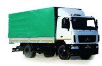 new MAZ 534026 tilt truck