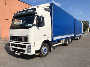 VOLVO FH12  tilt truck
