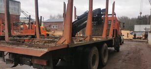 KAMAZ Манипулятор timber truck