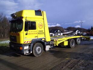 MAN 26.314 tow truck