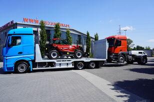 MERCEDES-BENZ Actros 2542 , E6 , MEGA , NEW BODY , car tow 10T , hydraulic ram tow truck